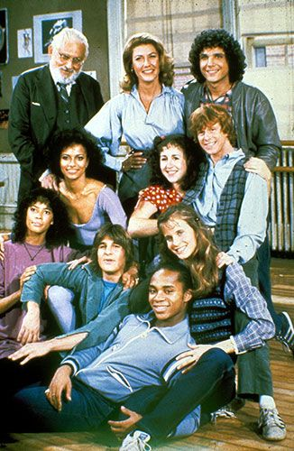 """""""You got big dreams, you want fame. Well fame costs and right here is where you start paying, in sweat!"""" Fame Original 1980s TV Show Theme"""