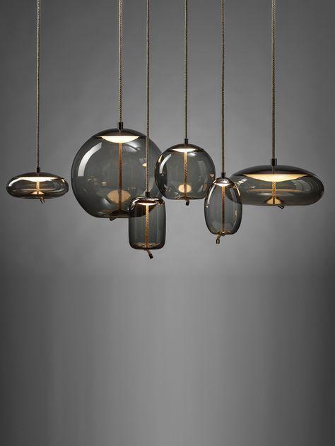 Pin Von Naqiyah Baharudin Auf Pendant Lights Lichtdesign