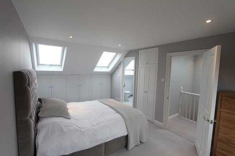 45 Ideas Bedroom Ideas Attic Loft Conversions Lights For 2019 Loftconversions In 2020 Bedroom Loft Loft Room