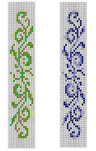 Bead Loom Patterns