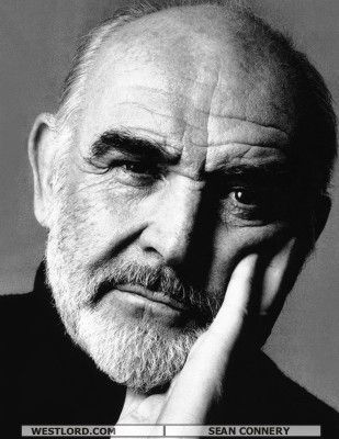 Sean Connery, does not matter how old he is sexy