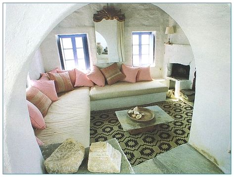 technically a living room nook, but love it all the same ...