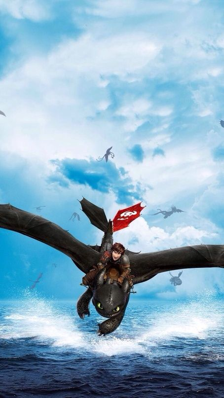 Trendy wallpapers for Android & iPhone Lock Screen Wallpaper lock screen wallpaper i How train your dragon How to train your dragon Dragon wallpaper iphone