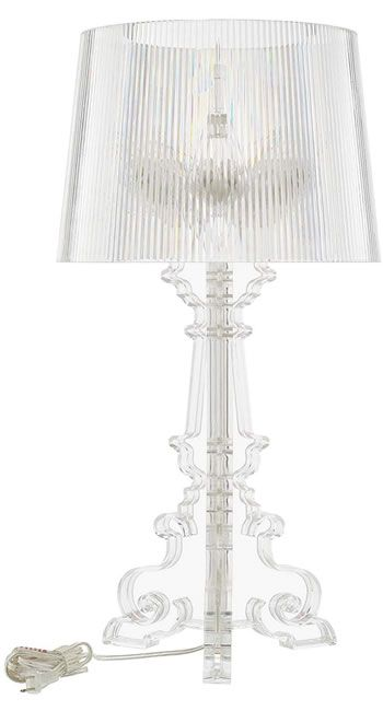 Modway Baroque Table Lamps Eei 2896 Clr 20 French Petite Table Lamp And Eei 2908 Clr French Grande Table Lamp Deep Disc Modern Table Lamp Lamp Table Lamp