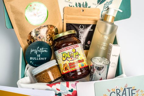 Box of Hope + Main (for a foodie)