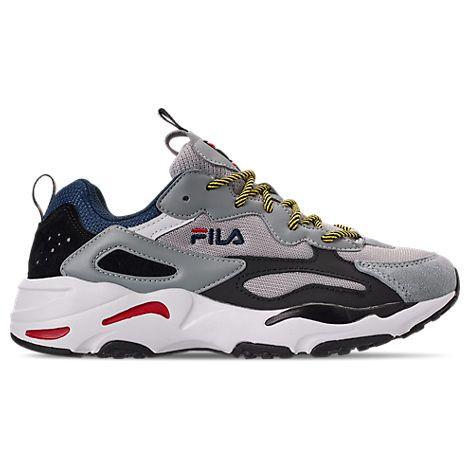 Fila Ray Tracer Sneaker In Grey
