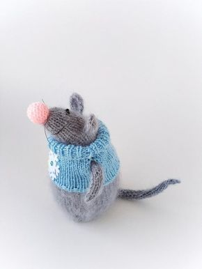 How To Make A Mouse Crochet Cat Toy - DIY Crafts Tutorial ... | 386x290