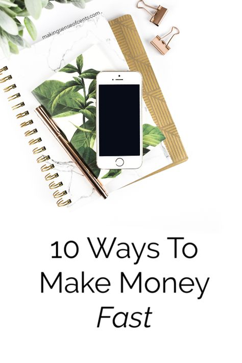 how to make money from home makingsenseofcents