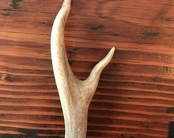 Antler Fork One Of A Kind For Diy Antler Projects By