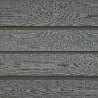 Diamond Kote Rigidstack 3 8 In X 12 In X 16 Ft Prefinished Woodgrain Composite Siding Board In Smoky Ash 4 Diamond Kote Siding Composite Siding Lap Siding