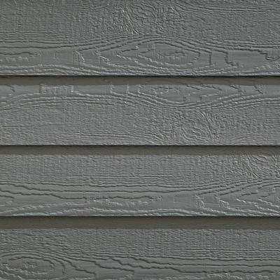 Diamond Kote Rigidstack 3 8 In X 12 In X 16 Ft Prefinished Woodgrain Composite Siding Board In Smoky Ash 4 Diamond Kote Siding Composite Siding Lap Siding
