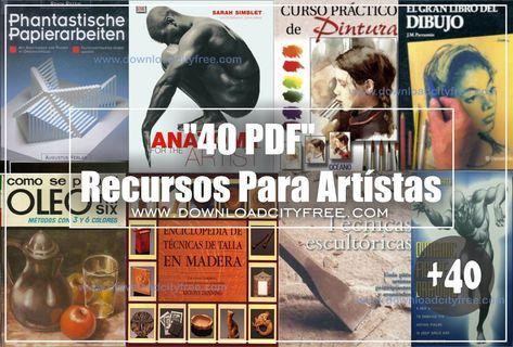 Gran Coleccion De 40 Pdf Acuarela Oleo Dibujo Ceramica Tallado Origami Kirigami Des Libros De Dibujo Pdf Anatomia Para Artistas Libro De Dibujo