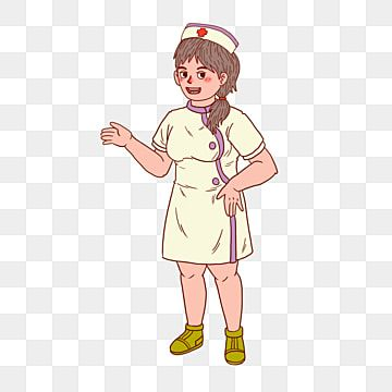 Nurse Red Cross Smile Folder Medicine Hospital Nursing Png And Vector With Transparent Background For Free Download World Red Cross Day Nurse Images Cartoon Red Cross