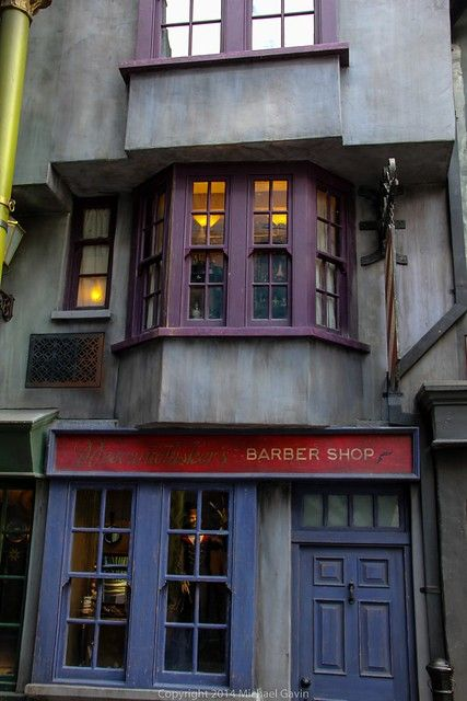 Diagon Alley Stores Offer More Than Magical Merchandise Adding Fun Harry Potter Nods In New Universal Orlando Land Inside The Magic Diagon Alley Alley Harry Potter