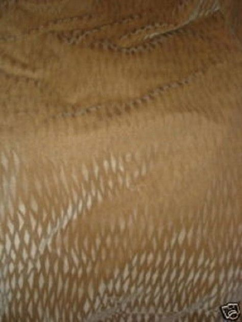 Donghia CrissCross Mohair Velvet 1 1/2 yards