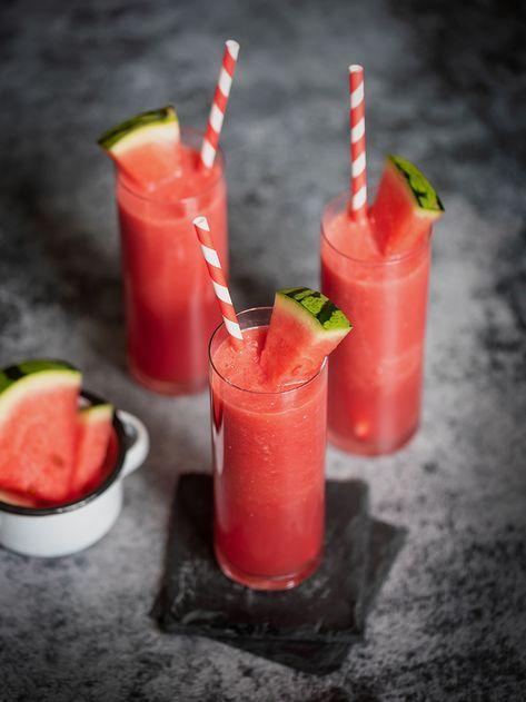 Wassermelonen Cocktail Rezept Fur Einen Erfrischenden Drink