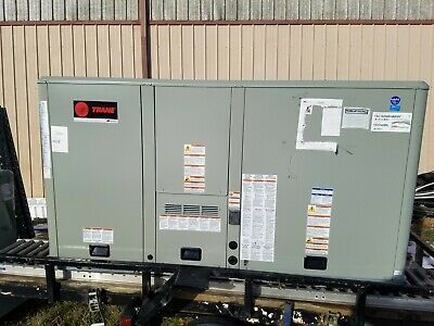 Ad Ebay Trane Precedent 8 5 T 460v 3 Phase Commercial Packaged Gas Ele New Locker Storage Lockers Storage