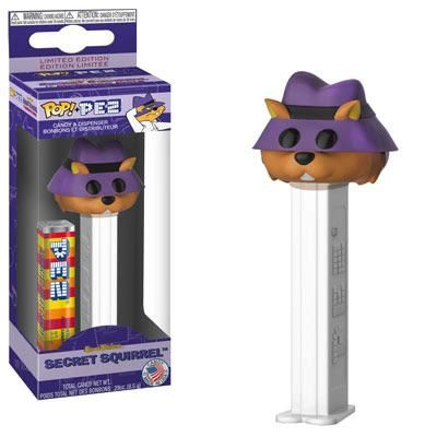 Pez Crash Bandicoot Candy Dispenser Funko Pop Multicolor