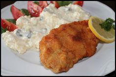 Backhendl – Schnitzel…lecker wie im Wienerwald | Schmakatzen