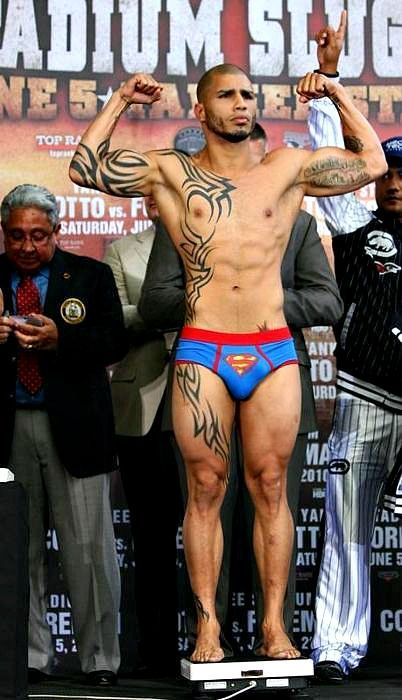 Miguel Cotto Tattoo
