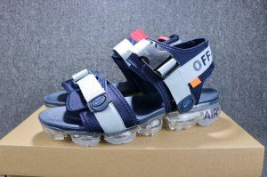 Off white x Nike Air VaporMax Blue