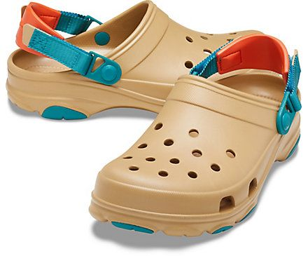 Crocs Unisex Classic All Terrain Clog
