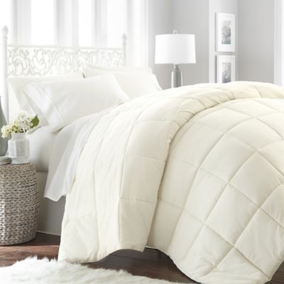 Home Collection All Seasons Down Alternative Comforter Comforters Home Collections Bedding Deals