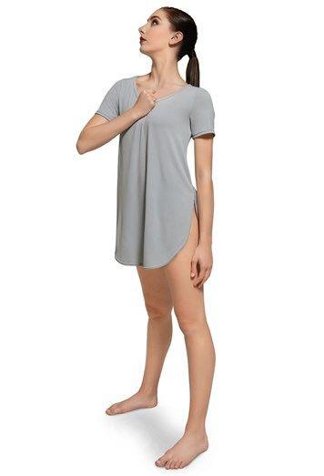 Dance Costume matte spandex form fitting t shirt Girls//Ladies sizes short sleeve