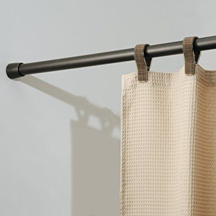 Amazon Com Interdesign Cameo Small Shower Curtain Tension Rod