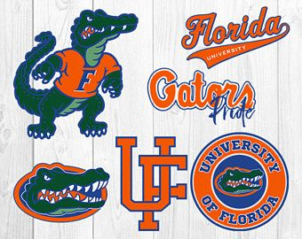 University Of Florida Svg University Of Florida Files Uf Gators Logo Football Printables Vector Circuit Projects University Of Florida Football Printables