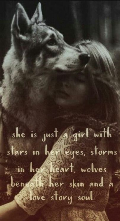 Tattoo wolf moon spirit animal werewolves 48 Trendy ideas #tattoo