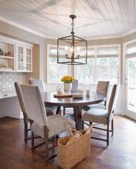 Farmhouse Lighting Fixtures Dining Areas Round Tables 48 Ideas Dining Room Pendant Farmhouse Dining Room Lighting Round Dining Room