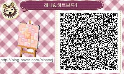 [Brings out out of the forest animals] Heart block pattern