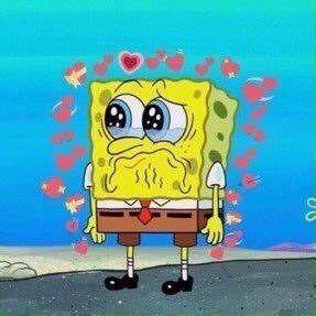 Spongebob Reaction Meme Yahoo Image Search Results Cute Love Memes Spongebob Cute Memes