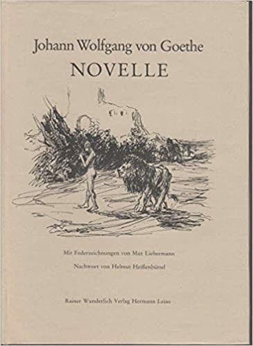 Eckermann Leest Het Laatste Deel Van Het Sprookje Van De Jongen Met De Leeuw Goethe Noemt Het Novelle In 2020 Sprookje Literatuur Leeuw