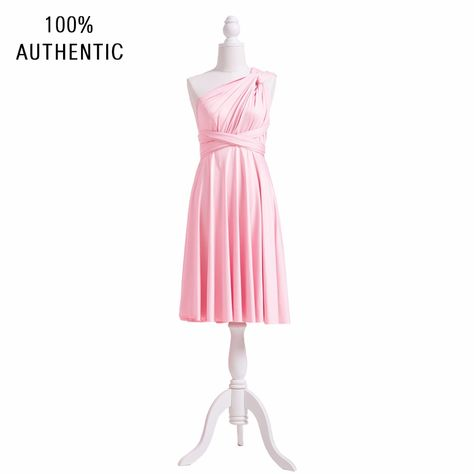 a74eabac395 Blush Pink Bridesmaid Dress