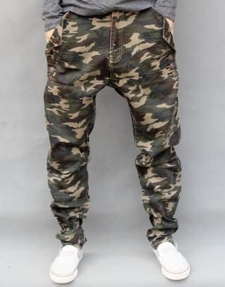 Cheap baggy cargo pants, Buy Quality men elastic pants directly from China cargo pants Suppliers: Men's Fashion Casual Military Camo Jeans Plus Size Baggy Cargo Pants Loose Hip Hop Harem Jeans Men Elastic Pants Straight