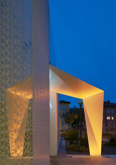 Skandionkliniken Scandion Clinic Lighting Design By Black