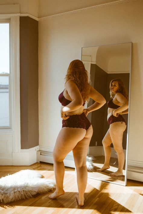 What It Feels Like To Be A Size 12 In The Body Positive Movement