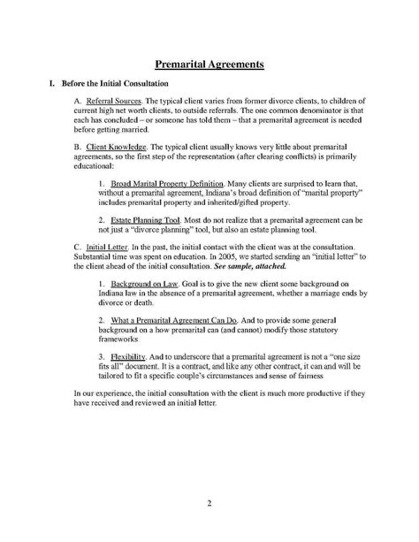 Download Postnuptial Agreement Style Template For Free At In Post