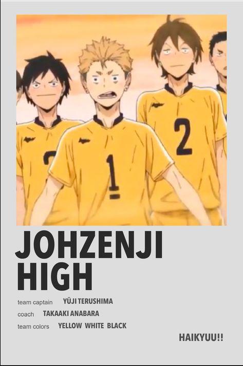 Johzenji High