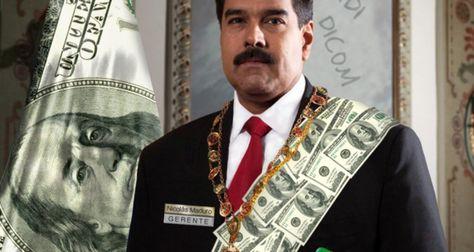 En la peor devaluación de la historia de Venezuela, el tipo de cambio de dólar flotante, Dicom, conocido también como Dólar Maduro, cerró este martes 10 de