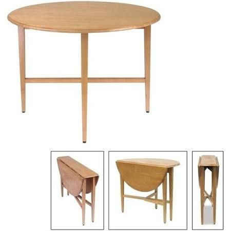 Round Folding Table Walmart Google Search Contemporary Dining Table Contemporary Dining Room Tables Round Dining Table