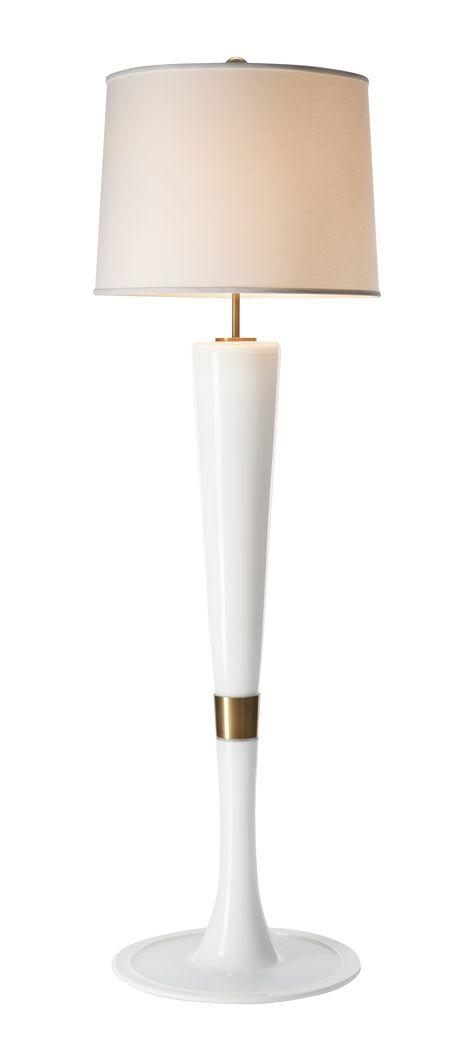 Trumpet Floor Lamp   Modern floor lamps, Contemporary floor