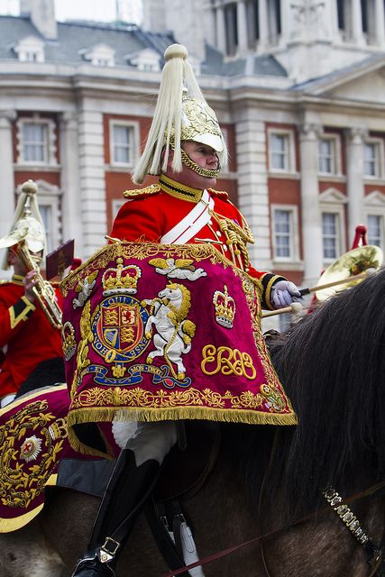 Household Cavalry Mounted Regiment, Major-General's Review, Horse Guards, March 2013 | Flickr - Photo Sharing!