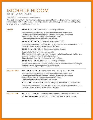 Best Resume Format Template Best Resume Format Template Best Resume Format Templates For Experienced Best Resume Format Template 2018