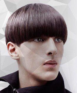 Pin On Men S Bowl Haircuts