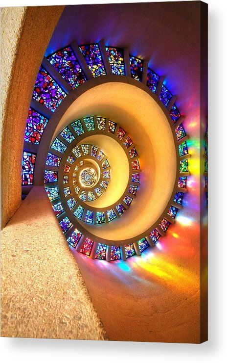Enlightenment Acrylic Print by John Galbo. All acrylic prints are professionally printed, packaged, and shipped within 3 - 4 business days and delivered ready-to-hang on your wall. Choose from multiple sizes and mounting options.