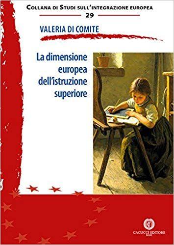 La Dimensione Europea Dell Istruzione Superiore Download Pdf E