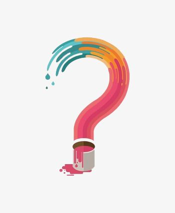 Flat Color Question Mark Free Stock Png Png Picture Material Color Question Mark Png Image And Clip Question Mark Image Question Mark This Or That Questions